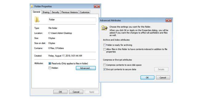 How To Password Protect A Folder Crucial Com