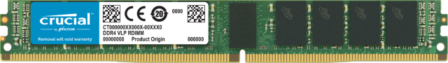 DDR4 VLP RDIMM 8GB 1Rx8 3200 CL22