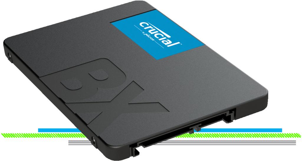 Crucial® BX500 SSD