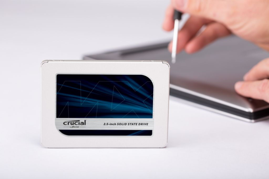Crucial SSD - 2.5-inch SSD