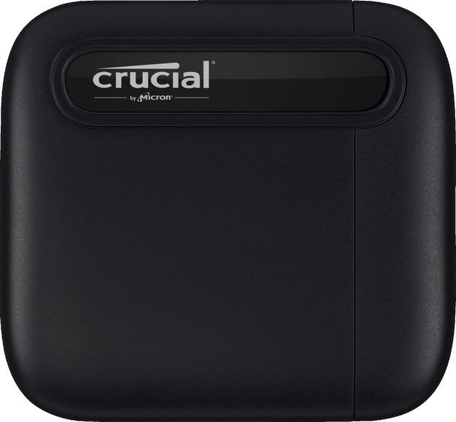 Crucial X6 2TB Portable SSD