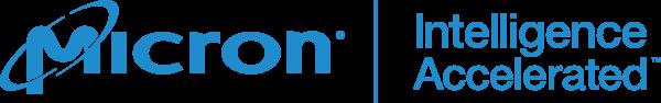 Micron Intelligence Accelerated Logo